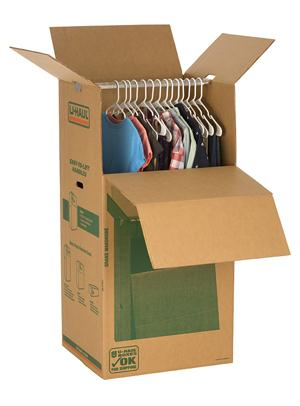 hanger storage box